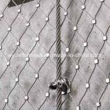 [ستينلسّ ستيل وير روب] شبكة لأنّ حديقة حيوانات شبكة