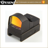 Mini 1X22 Luminosité auto Qd Airsoft chasse Red Dot Sight