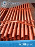 건축재료를 위한 Panited 건축 비계 시스템 또는 반지 자물쇠 비계