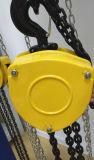 Type élévateur à chaînes manuel de Kito de bloc de poulie de chaîne