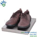 En acier inoxydable/Métal/fer Présentoir pour la vente de chaussures