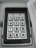 Nt-106 12VDC impermeabilizzano il singolo lettore di controllo di accesso del portello della tastiera autonoma