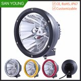 2017 CREE LED Working Light 45W 7 inches for motor cars Lighting