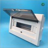 Coffret de distribution de coffret électrique 10-12 façons mur intérieur boîtier de commutateur de boîte à bornes de type boîte à bornes