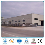 Cheap Prefabricated Metal Frame Warehouse Light Steel Structure clouded
