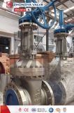 Запорная заслонка наклона клина ANSI 150lb нержавеющей стали OEM