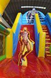 De Opblaasbare Dia van Superhero/Opblaasbare Droge Dia Chsl614