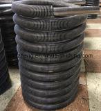 Accueil le réchauffement Tube en acier inoxydable, ASME SA 249 TP316L Accueil chauffage tube à ailettes