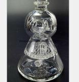 7.5 Zoll-Glaswasser-Rauch-Gewehr-Bienenwabe-Filter