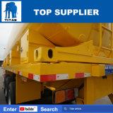 De Aanhangwagen van de Olietanker van de Tanker van de Ruwe olie van de titaan Om Diesel voor 37, 000 Liter met 6 Compartimenten te dragen