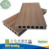 Le prix le meilleur marché WPC de Decking en bois composé extérieur de Decking de la qualité
