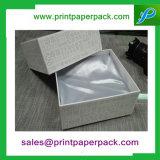 Rectángulos de empaquetado de la venta del cosmético de lujo caliente de la cartulina