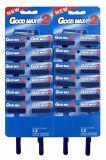 Beste Verkaufs-Zwilling-Blatt-wegwerfbare Rasierrasierklinge (SL-3011L)