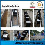 La hausse automatique de sécurité Barricade Bollards fabricant pour l'exportation