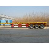 Di trasporto 40FT del contenitore base del rimorchio semi