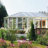 정원 별장 거주 호텔 (FT-S)를 위한 알루미늄 일광실