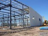 Atelier léger de structure métallique en Argentine