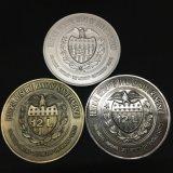 고대 완료에 금관 악기 기념품 동전