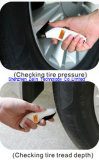 Car Tire Pressure Tire Gauge Tread Depth Measurement
