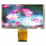 """7 """" TFT LCD mit widerstrebendem Fingerspitzentablett, 800X480: ATM0700d8a-T"""