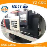 Машина CNC плоской кровати/малая машина CNC поворачивая/миниый Lathe CNC поворачивая