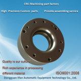 L'usinage de haute précision en acier inoxydable Pièces de Rechange pour personnaliser la machine CNC