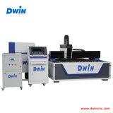 acier au carbone de 5 mm de 750 watts machine de découpage au laser à filtre