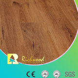 8,3 mm HDF AC3 en relieve Maple Waxed borde piso laminado
