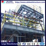 鉄骨構造のWearhouseの移動可能な構築