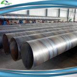 API 5L tubo espiral / tubo de acero / tubo para el proyecto de petróleo y gas