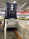 De Vorkheftruck van de Dieselmotor van Japan met de Gehechtheid van de Baal