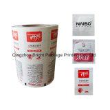 certificado CE China de aluminio laminado de Médicos de la fabricación de envases de papel para hisopos de alcohol
