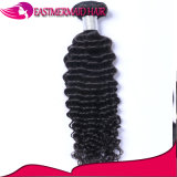 Волна 100% волос девственницы глубокая связывает перуанские волос