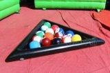 Надувной футбол Бильярд надувной игровой Chsp547