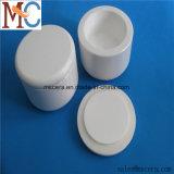 crisoles de cerámica del Zirconia de 2200c Y2o3-Zro2 Ysz Yttria