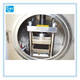Prensa del laminado del vacío del laboratorio con los cristales de exposición de la calefacción