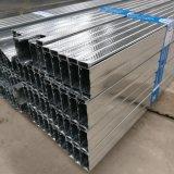 Stahlkonstruktion für Einfluss-Gips-Vorstand