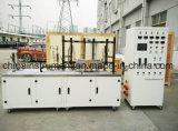 Effetto del cavo di IEC 60331 e tester dello spruzzo/strumento di prova del fuoco dell'oro dell'apparecchiatura di collaudo del cavo e fune elettrica