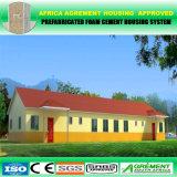 Casa de acero modular de /Mobile/Prefab/Prefabricated para la vida privada