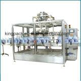 Máquina de rellenar del polvo automático de alta velocidad del producto químico seco