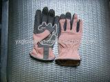 Перчатк-Представление безопасности Перчатк-Синтетическое кожаный Перчатк-Анти--Смещает Перчатк-Работая перчатка