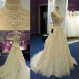 Кружевной вечер устраивающих Gowns свадебные платья платье Z11147
