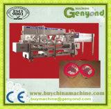 Machine de remplissage de cuvette de crême glacée d'acier inoxydable