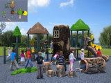 Campo da gioco per bambini della foresta di Kaiqi di medie dimensioni di serie impostato - adattamento disponibile (KQ50005A)