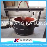 Schöpflöffel für schmelzenden Stahl, Schöpflöffel-Ofen