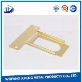 鉄のシート・メタルの部品かステンレス鋼または黄銅またはアルミニウム