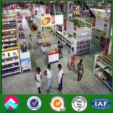 Стальные конструкции сети супермаркетов в Анголе