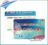Cartão Munufacturer da identificação de Impressão Companhia de Cmyk Deslocamento