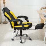 Cadeira confortável do escritório do jogo do balancim do computador X