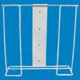 Тройной провод вещевой ящик для установки в стойку; вертикальной стойки